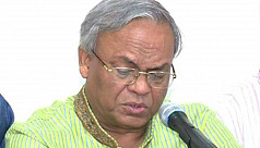 Rizvi: Quader is an unrestrained...