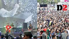 Joy Bangla Concert: Commemorating history...