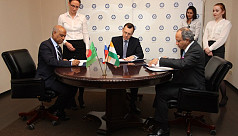 Dhaka, New Delhi and Moscow sign MoU...