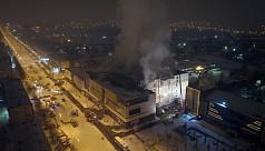 64 dead in Russian shopping mall...