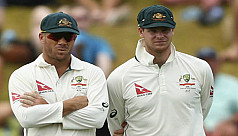 Smith, Warner, Bancroft suspended by...