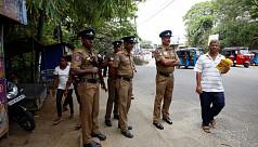 Curfew in Sri Lankan tourist town of...