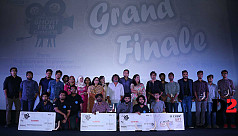 Winners of Star-BracU Short Film Contest...