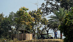 Myanmar: Troop build-up on Bangladesh...