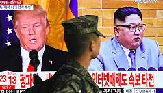 Trump says prepared to meet Kim in first-ever...