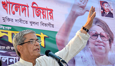 'Khaleda is the mother of democracy,...