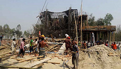 Petrol pump construction victims' families...