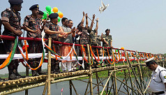 Strip of Bangladesh-India border declared...