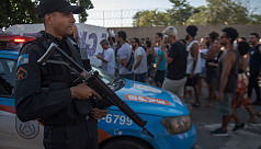 8 killed in Rio favela police...