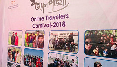 From Facebook to real life: Travel enthusiasts...