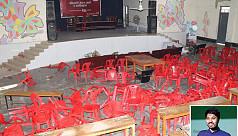 Chhatra League attack spoils Ayman Sadiq's...