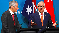 Rejecting protectionism, Asean and Australia...