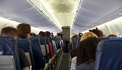 Air passengers surge in five years