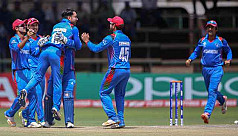 Afghanistan win World Cup qualifiers...
