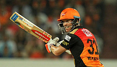 Warner quits as captain of Hyderabad...