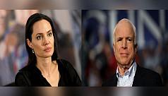 John McCain, Angelina Jolie call America's...