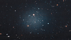 Scientists discover galaxy without dark...