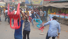 Satkhira Jubo League factions clash...