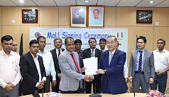 Bangladesh signs MoU with Japan for...