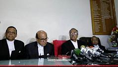 Pro-BNP lawyers refute reports of Moudud...