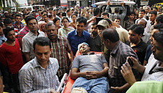 Another US-Bangla plane crash survivor...