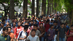Quota reform: Some RU students return...