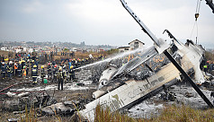 US-Bangla plane crash probe: Preliminary report finds last minute communication gap between ATC and pilot