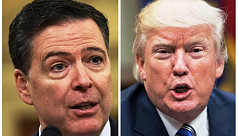 Trump lashes out at ex-FBI chief in...