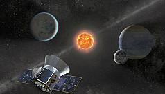 Infographic: Nasa's new planet...