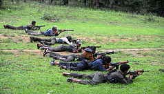 At least 37 Maoists killed in jungle...