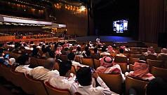 Saudi Arabia's first new cinema in decades...