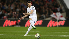 Carrick depressed by playing for...