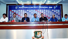 100-ball Masters Cricket Carnival starts...