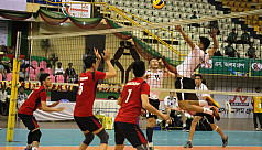 Bangabandhu International Volleyball:...
