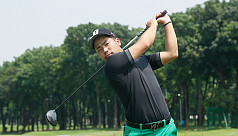 Higa maintains BTI Open Golf lead