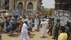 Showdown at Kakrail mosque quelled after police deployment
