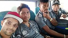 Abahani duo return ahead of AFC Cup...