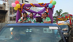 Commonwealth Games medalists Baki, Shakil...