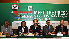 Bangabandhu Asian Central Zone Volleyball:...