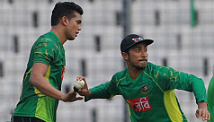 Mashrafe backs Bangladesh cricketers...