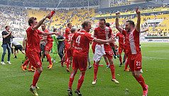 Fortuna Duesseldorf promoted to...