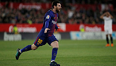 Messi proves worth to Barca,...