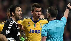 Real Madrid drama made Buffon feel...