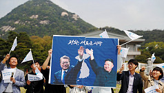 South Korea's Moon to meet North's Kim...