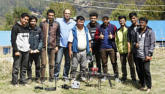 Nepal's medical drones bring healthcare...