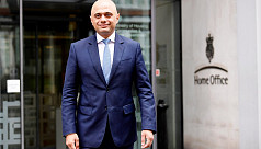 Sajid Javid becomes Britain's first...