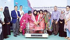 'International Girls in ICT Day' Celebrated at Daffodil International University