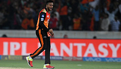 Shakib shines with bat, ball as Sunrisers...