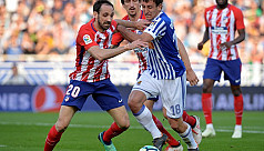 Atletico loss leaves Barca close to...