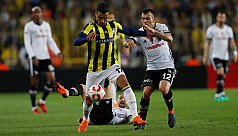 Besiktas coach wounded by projectile,...